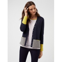 White Stuff - Scandi Colourblock Cardi - 425496