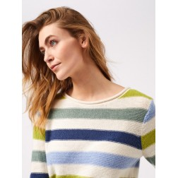 White Stuff - Tide Stripe Jumper- 425531